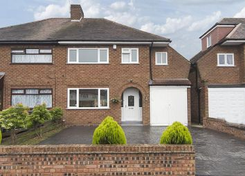 Thumbnail 3 bed semi-detached house for sale in Linton Road, Penn, Wolverhampton