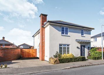 Thumbnail 3 bed detached house for sale in Downhall Park Way, Rayleigh, Essex
