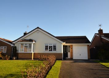 Thumbnail 3 bed detached bungalow to rent in Muirfield Drive, Mickleover, Derby