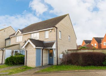 Thumbnail 1 bed maisonette for sale in Coltsfoot Leyes, Bicester