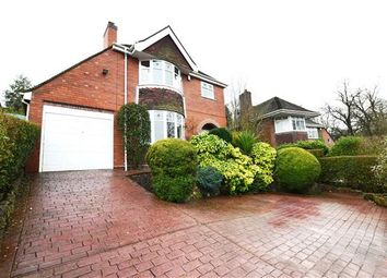 Thumbnail 3 bedroom detached house for sale in Inglewood Drive, Porthill, Newcastle-Under-Lyme