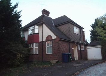 Thumbnail 3 bed semi-detached house for sale in Barnet Way, Mill Hill, London