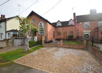 Thumbnail 3 bed semi-detached house for sale in Whights Corner, Washbrook, Ipswich