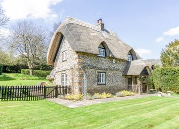 Thumbnail 3 bed cottage for sale in Hampshire Cross, Tidworth, Hampshire