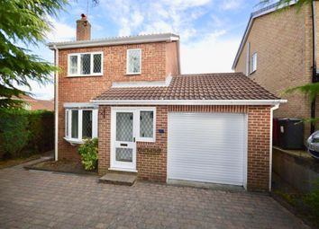 Thumbnail 3 bed detached house to rent in Hazel Drive, Wingerworth, Chesterfield