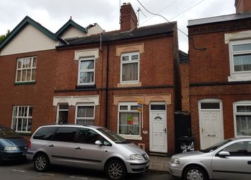 Thumbnail 3 bedroom terraced house for sale in Churchill Street, Highfields, Leicester