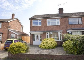 Thumbnail 3 bed semi-detached house to rent in Crossways, York