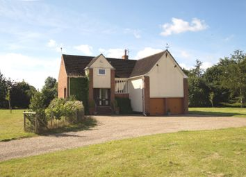 Thumbnail 3 bed detached house for sale in Dunwich Road, Westleton, Saxmundham