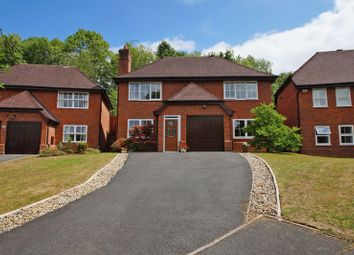 Thumbnail 4 bed detached house for sale in Chesterton Close, Redditch