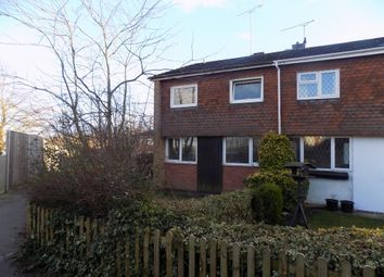 Thumbnail 3 bedroom semi-detached house to rent in Tilehurst, Reading