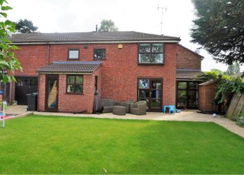 Thumbnail 3 bed mews house for sale in Glenelg Mews, Walsall