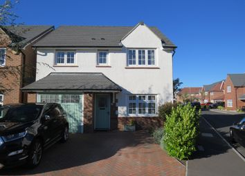 Thumbnail 4 bedroom detached house for sale in Gardeners View, Hardingstone, Northampton