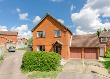 Thumbnail 3 bedroom detached house for sale in Huntingbrooke, Great Holm, Milton Keynes