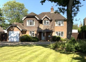 Ash Green, Surrey GU12. 4 bed detached house