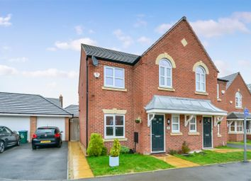 Thumbnail 3 bed semi-detached house for sale in Gwendolyn Drive, Copsewood, Coventry
