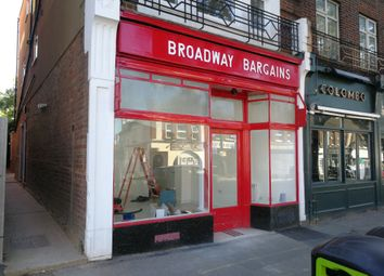 Thumbnail Retail premises to let in 23 Central Road, Worcester Park
