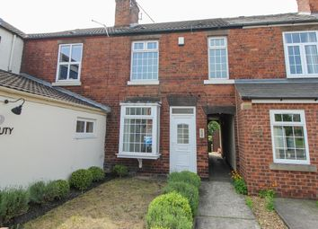 2 bed terraced house for sale in Chatsworth Road, Brampton, Chesterfield S40