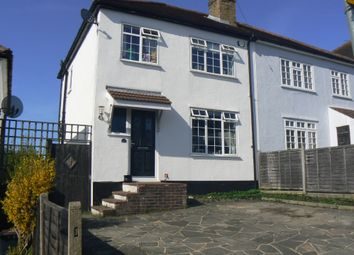 Thumbnail 3 bed semi-detached house for sale in Lezayre Road, Green Street Green, Kent