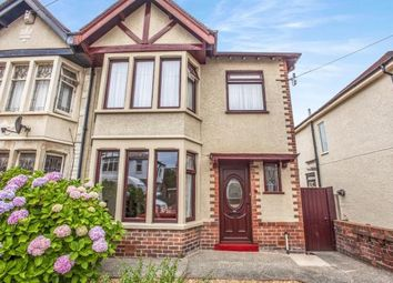 Thumbnail 3 bed semi-detached house for sale in Calder Road, Blackpool, Lancashire, .