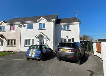 Thumbnail 5 bed semi-detached house for sale in Cribyn, Lampeter