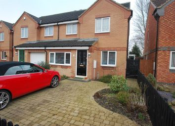 Thumbnail 3 bedroom semi-detached house for sale in Sir Douglas Park, Thornaby, Stockton-On-Tees