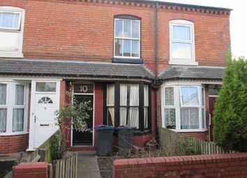 Thumbnail 3 bed terraced house for sale in Kensington Avenue, Roshven Road, Balsall Heath, Birmingham