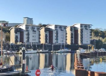 Thumbnail 2 bed flat to rent in Ty Westonia, Pierhead View, Penarth Marina