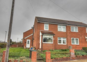 Thumbnail 3 bed semi-detached house for sale in Southway, Newcastle Upon Tyne