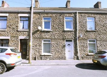 Thumbnail 3 bed terraced house for sale in Osterley Street, Briton Ferry, West Glamorgan.