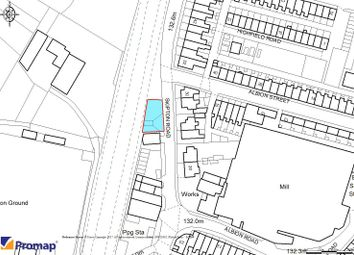 Thumbnail Land for sale in Skipton Road, Earby