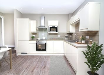 Thumbnail 3 bed flat for sale in Conygre Road, Filton, Bristol