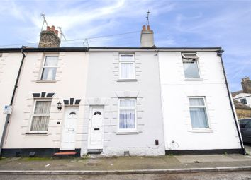 Thumbnail 2 bed terraced house for sale in Lawrence Street, Gillingham, Kent