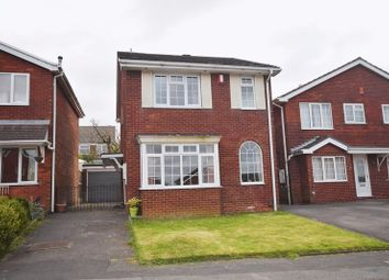 Thumbnail 4 bed detached house for sale in Penmere Drive, Werrington, Stoke-On-Trent