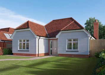 Thumbnail 2 bed detached bungalow for sale in Edenbridge Kent