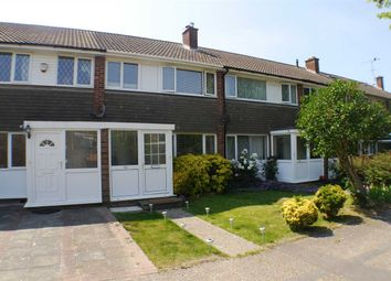 Thumbnail 3 bed terraced house for sale in Boxgrove, Goring-By-Sea, Worthing