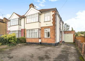 Thumbnail 4 bed semi-detached house for sale in Kenton Lane, Harrow, Middlesex
