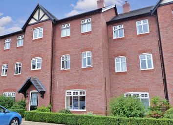 Thumbnail 1 bed flat for sale in Newhaven Court, Nantwich, Cheshire