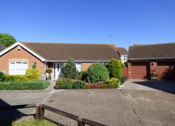 Thumbnail 3 bedroom detached bungalow for sale in Howley Gardens, Lowestoft