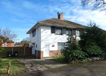 Thumbnail 2 bedroom semi-detached house to rent in Marston Road, Weoley Castle, Birmingham