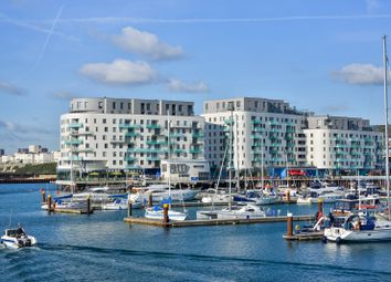 Thumbnail 2 bedroom flat to rent in The Boardwalk, Brighton Marina Village, Brighton