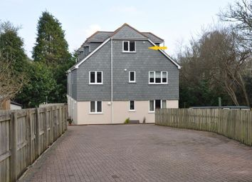 Thumbnail 1 bed flat to rent in Meadowside Road, Falmouth