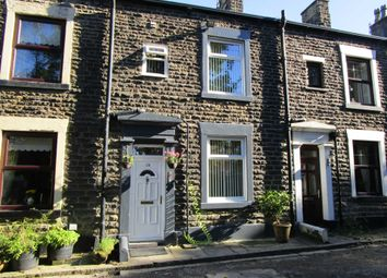 Thumbnail 3 bed terraced house for sale in Railway View, Shaw, Oldham