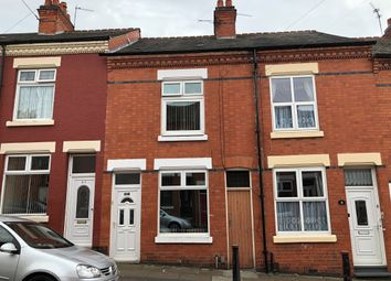 Thumbnail 2 bed terraced house for sale in Cromford Street, Leicester