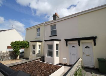 Thumbnail 2 bed terraced house for sale in Lucas Terrace, Plymouth