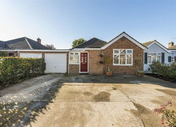 Thumbnail 4 bed detached bungalow for sale in Stewart Avenue, Shepperton, Middlesex