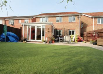 Thumbnail 4 bedroom detached house for sale in Heol Corswigen, Barry