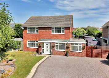 Thumbnail 5 bed detached house for sale in Costa Row, Long Bennington, Newark
