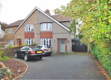 Thumbnail 3 bed semi-detached house for sale in Governors Road, Onchan, Isle Of Man