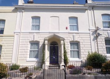 Thumbnail 4 bedroom terraced house for sale in Stoke, Plymouth, Devon