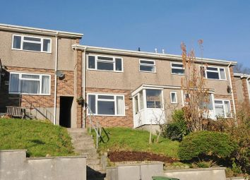 Thumbnail 3 bed terraced house for sale in Norfolk Close, Plymouth